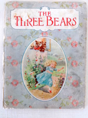 Three Bears John R Neill book
