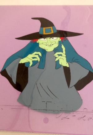 Rob Roy MacVeigh Original Art Wicked Witch of Oz