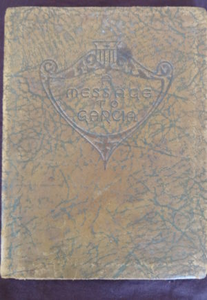 Message to Garcia Book 1914 Roycroft Roycrofters
