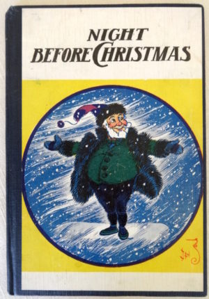 Denslow's Night Before Christmas Book