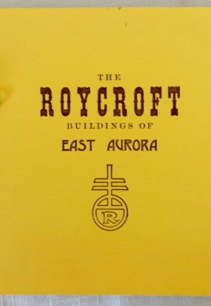 Roycroft Buildings of East Aurora