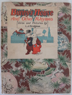 bridgman w w denslow imitator bunnys house book