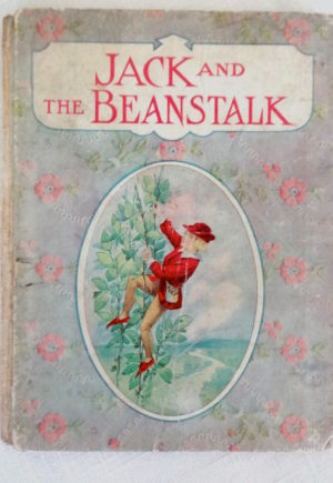 Jack and the Beanstalk John R Neill Children's Own Books 1st