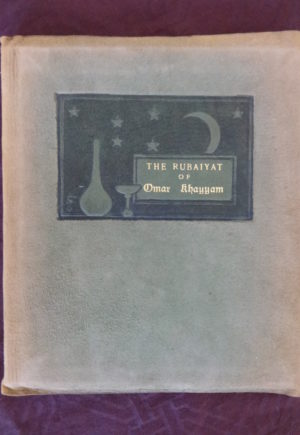 rubaiyat denslow roycroft book 1906