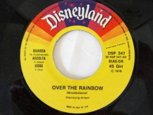 il mago di oz disney record