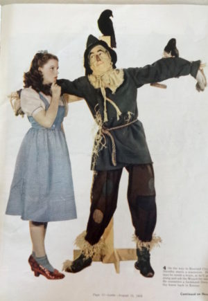 LOok magazine wizard of oz 1939