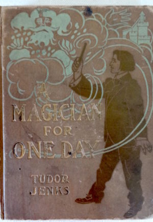 magician for one day altemus book john r neill