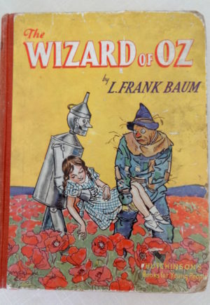 wizard of oz hutchinson book