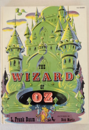 wizard of oz book reilly and lee 1961