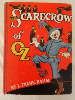 scarecrow of oz popular edition book