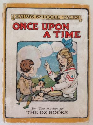 Once Upon a Time Snuggle Tales Book Baum