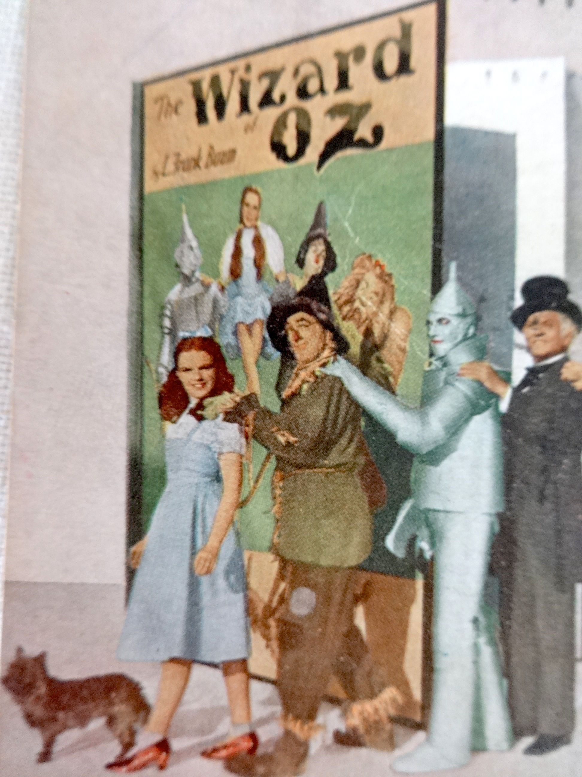 Toto Wizard Of Oz