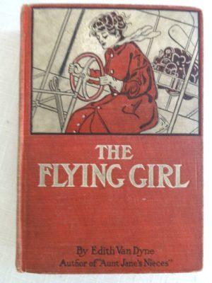 the flying girl book edith van dyne l frank baum