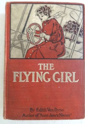 the flying girl book edith van dyne l frank baum