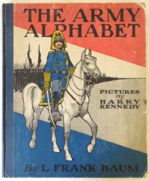 Army Alphabet 1st edition book l frank baum