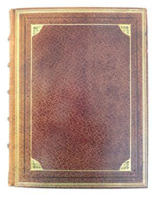 Elbert Hubbard and His Work Book Full Levant