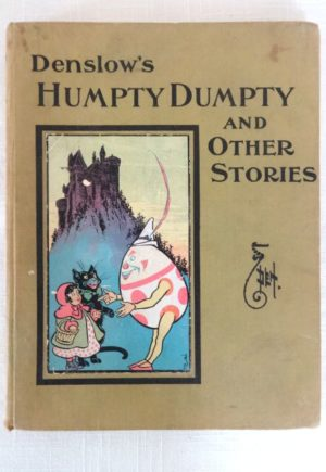 Humpty Dumpty Denslow Book