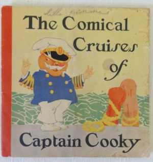 Comical Cruises of Captain Cooky Book