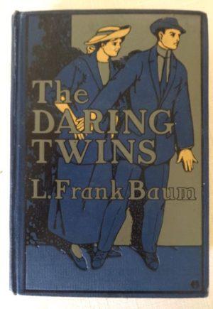 Daring Twins L Frank Baum Book