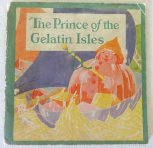 Prince of the Gelatin Isles Book
