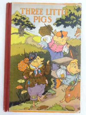 Three Little Pigs John R Neill Book