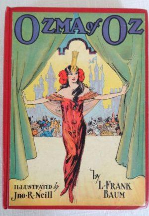 Ozma of Oz Copp Clark