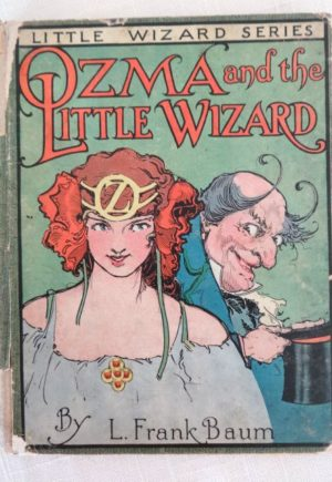 Ozma and the Little Wizard Book l frank baum