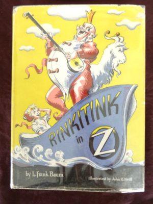 Rinkitink in Oz Dick Martin Jacket
