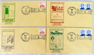 Roycroft 1st Day Covers Craft Series