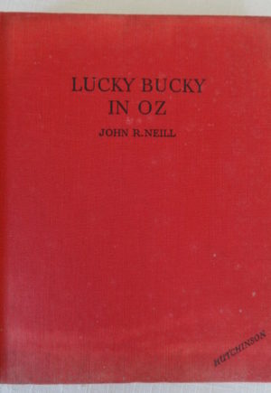 Lucky Bucky in Oz Book Hutchinson