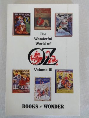 Books of Wonder Wizard of Oz Catalog