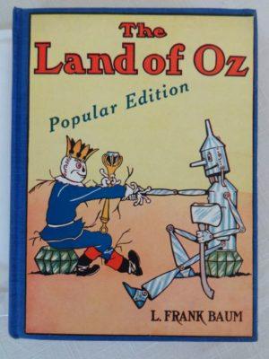 Land of Oz Popular Edn DJ