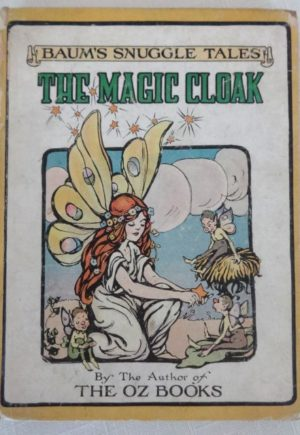 Magic Cloak L Frank Baum Book