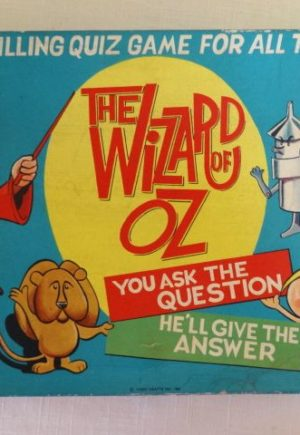 Wizard of Oz Videocraft Quiz Game5
