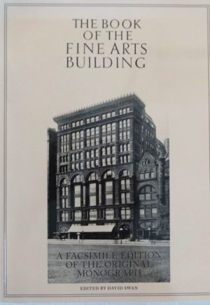 Book of the Fine Arts Building