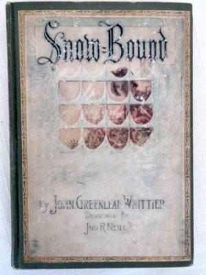 Snow bound Snowbound John R Neill book
