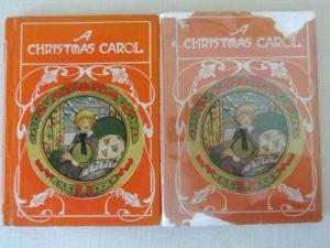 Christmas Carol Book John R Neill