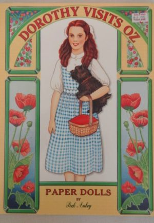 Wizard of oz paper dolls dorothy