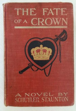 Fate of a Crown book l frank baum