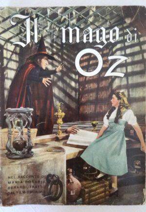 Il Mago di Oz MGM Book