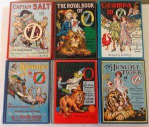 RPT Wizard of Oz Books