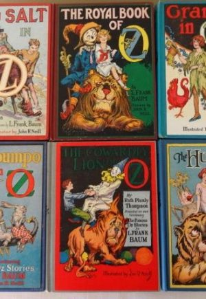 RPT Wizard of Oz Books