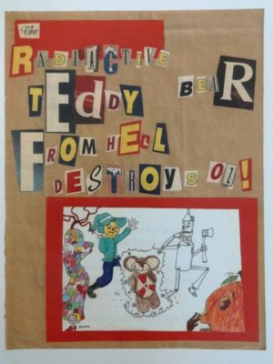 Radiactive Teddy Bear from Oz