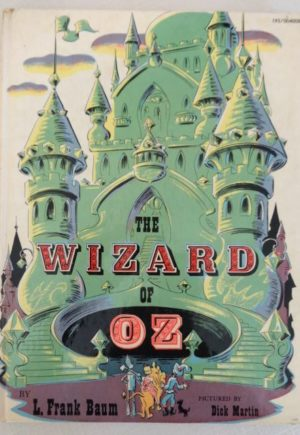 WIzard of Oz Dick Martin 1961