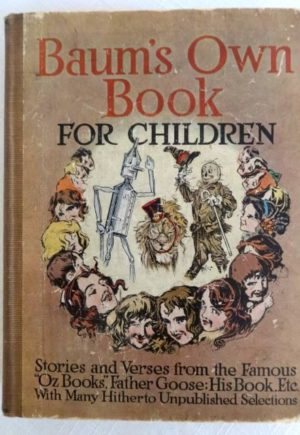 Baums Own Book for children 1912