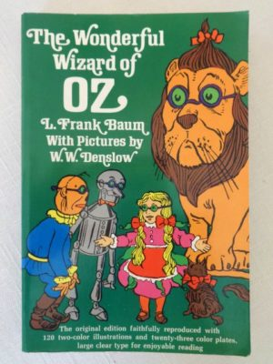 Wonderful Wizard of Oz Roy Roy MacVeigh