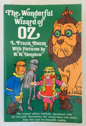 Wonderful Wizard of Oz Roy Roy MacVeigh