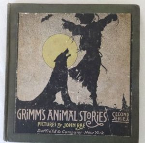 Grimms Animal Stories Book second series