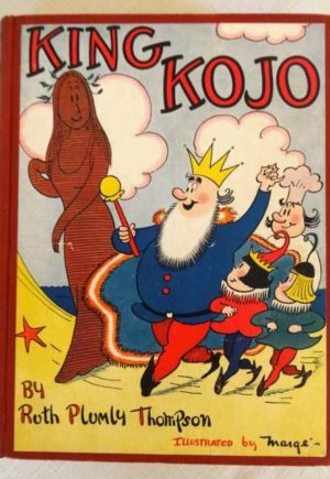 King Kojo book ruth plumly thompson