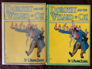 Dorothy Wizard in Oz Book Copp Clark
